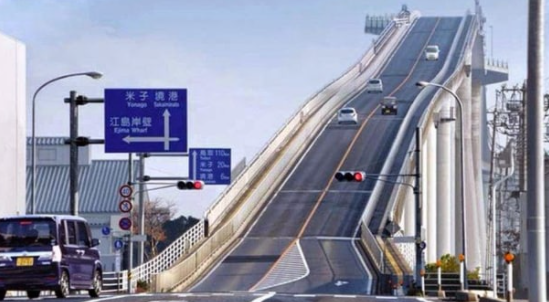 Jembatan Terunik dan Ekstrem di Dunia