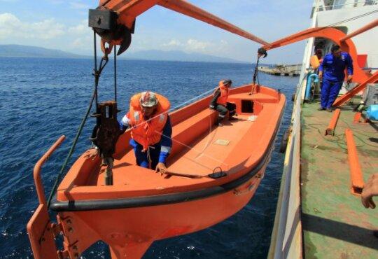 Fungsi Alat Keselamatan Diatas Kapal